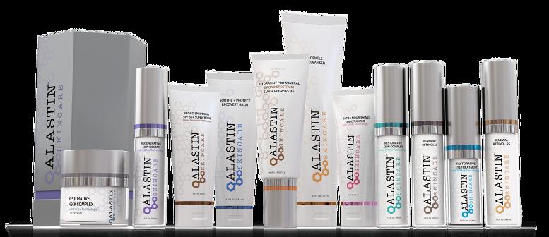 Alastin Skin Care Product Line Image