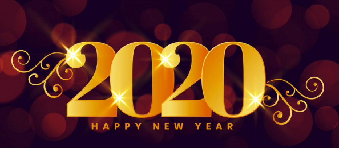 2020 Happy New Year Image